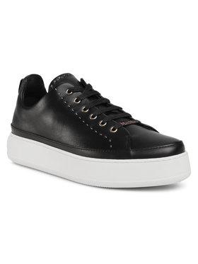Max Mara Max Mara Sneakersy Turner 476617076 Czarny