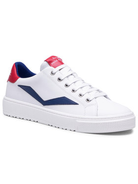 Voile Blanche Voile Blanche Sneakersy Fit II 0012015717.01.1N10 Biały