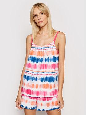 Lauren Ralph Lauren Lauren Ralph Lauren Pižama 2 Pc Garment ILN12087 Spalvota