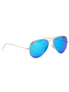 Ray-Ban Ray-Ban Okulary przeciwsłoneczne Aviator Large Metal 0RB3025 112/17 Złoty
