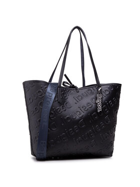 Desigual Desigual Τσάντα 21SAXPCD Μαύρο