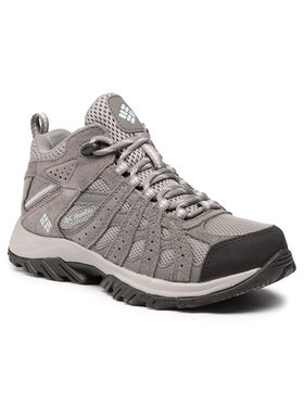 Columbia Columbia Туристически Canyon Point Mid Waterproof YL5415 Сив