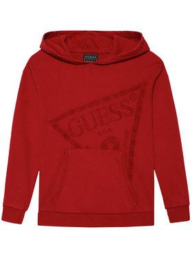 Guess Guess Džemperis L0BQ05 K82T0 Raudona Regular Fit