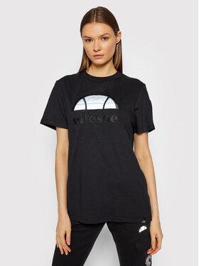 Ellesse Ellesse T-Shirt Ginera Tee SGK12143 Černá Regular Fit