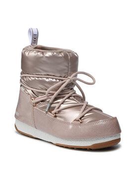 Moon Boot Moon Boot Snehule Low Pillow Wp 24010100 Ružová