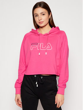 Fila Fila Džemperis Jana 683310 Rožinė Cropped Fit