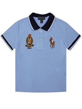 Polo Ralph Lauren Polokošeľa Spring II 321786337 Modrá Regular Fit