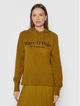 Marc O'Polo Marc O'Polo Bluza 107 4001 54127 Żółty Regular Fit