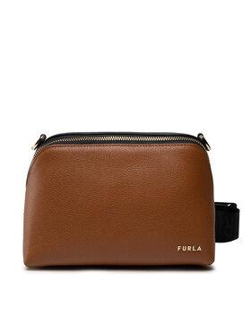 Furla Furla Дамска чанта Amica WB00322-BX0174-GHN001-1-007-20-BG-B Черен