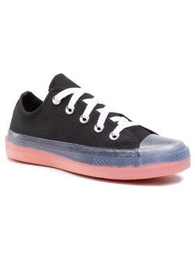 Converse Converse Sneakers aus Stoff Ctas Cx Ox 168568C Schwarz