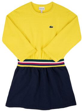 Lacoste Lacoste Robe de jour EJ8326 Multicolore Regular Fit