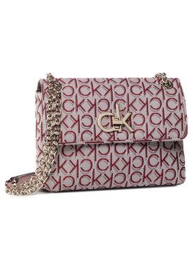 Calvin Klein Calvin Klein Handtasche Re-Lock J Conv Crossboy Md K60K606782 Rosa
