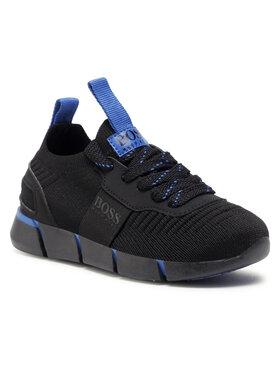 Boss Boss Sneakersy J29217 M Čierna