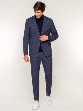 Tommy Hilfiger Tailored Tommy Hilfiger Tailored Pantalone da abito TT0TT05530 Blu scuro Slim Fit