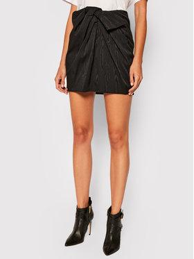 Pennyblack Pennyblack Mini sukně Verbale 11040720 Černá Slim Fit