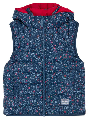 Pepe Jeans Pepe Jeans Gilet Poppy PG400899 Blu scuro Regular Fit