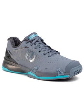 Wilson Wilson Παπούτσια Rush Pro 2.5 2019 WRS326040 Γκρι