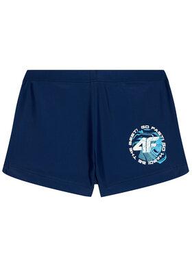 4F 4F Maillot de bain homme HJL21-JMAJM001 Bleu marine