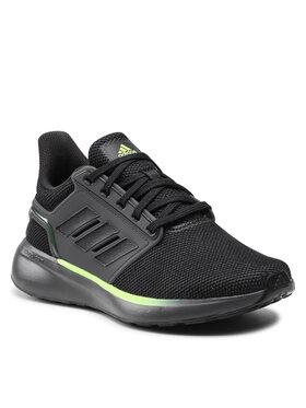 adidas adidas Buty EQ19 Run Winter H01950 Czarny