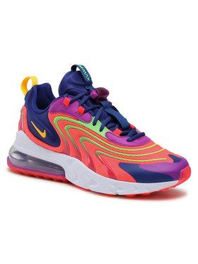 Nike Nike Boty Air Max 270 React Eng CD0113 600 Fialová