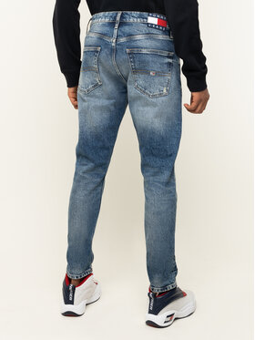 Tommy Jeans Tommy Jeans Blugi Tapered Fid Tj 1988 Relaxed DM0DM07489 Albastru Tapered Fit