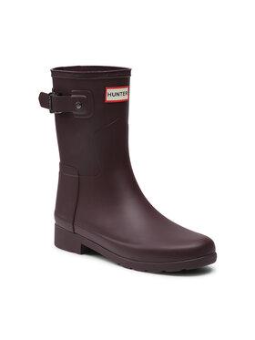 Hunter Hunter Guminiai batai Original Refined Short WFS1098RMA Violetinė
