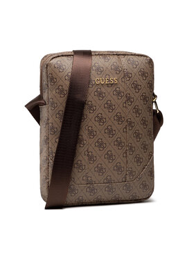 Guess Guess Etui na tablet GUTB104GB Brązowy