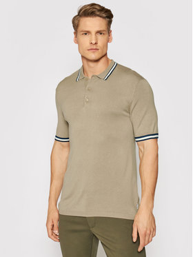 Only & Sons ONLY & SONS Tricou polo Adam 22019502 Bej Regular Fit