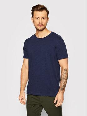 Selected Homme Selected Homme T-Shirt Morgan 16071775 Tmavomodrá Regular Fit