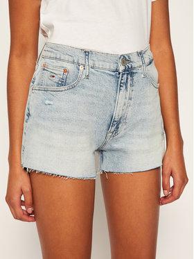 Tommy Jeans Tommy Jeans Džínové šortky Hotpant DW0DW08653 Modrá Regular Fit