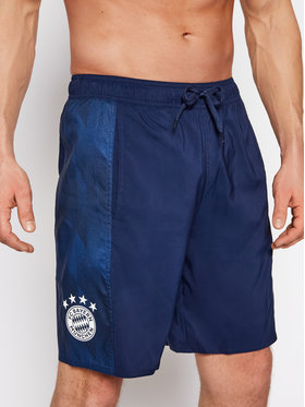 adidas adidas Szorty kąpielowe FC Bayern GM8983 Granatowy Regular Fit