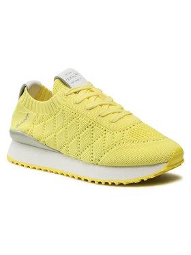 Gant Gant Sneakersy Bevinda 22539595 Žltá