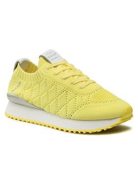 Gant Gant Sneakersy Bevinda 22539595 Żółty