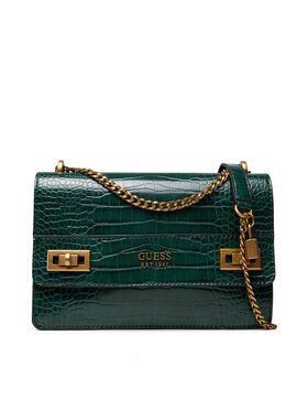 Guess Guess Дамска чанта HWCB78 70210 Зелен