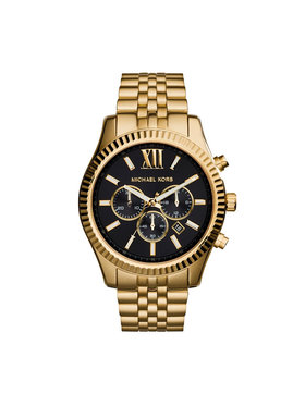 Michael Kors Michael Kors Montre Lexington Chronograph MK8286 Or