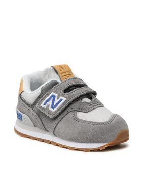 New Balance New Balance Sneakersy IV574NA2 Šedá