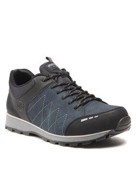 Rieker Rieker Trekingová obuv B5720-01 Tmavomodrá