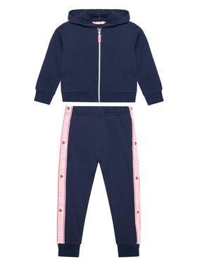 Billieblush Billieblush Sportinis kostiumas U18108 Tamsiai mėlyna Regular Fit