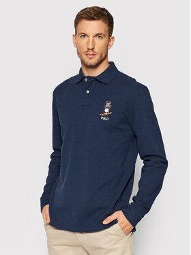 Polo Ralph Lauren Polo Ralph Lauren Polo 710853322001 Bleu marine Slim Fit
