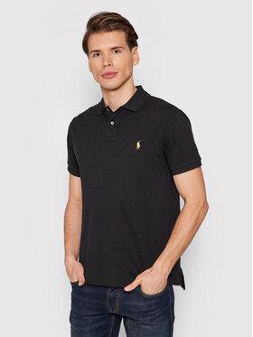 Polo Ralph Lauren Polo Ralph Lauren Polo Ssl 710853193001 Czarny Slim Fit