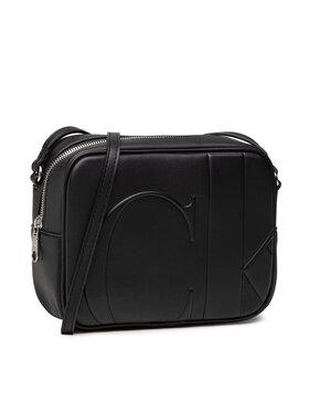 Calvin Klein Jeans Calvin Klein Jeans Sac à main Large Camera Bag K60K608225 Noir