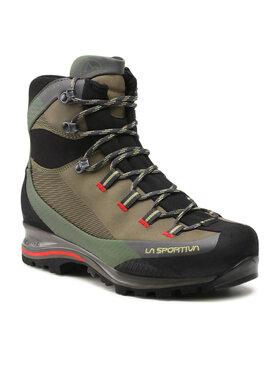 La Sportiva La Sportiva Chaussures de trekking Trango Trk Leather Gtx GORE-TEX 11Y810317 Vert