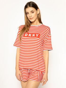 DKNY DKNY Pižama YI2822403 Raudona