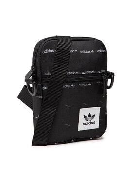 adidas adidas Мъжка чантичка Monogram Festiv H34625 Черен