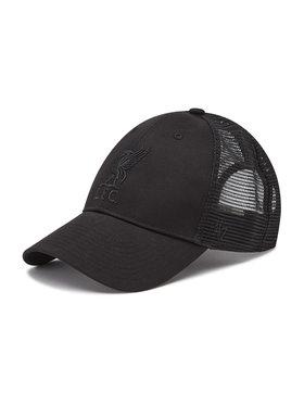 47 Brand 47 Brand Καπέλο Jockey 47 Brand Liverpool Fc EPL-BRANS04CTP-BKB Μαύρο