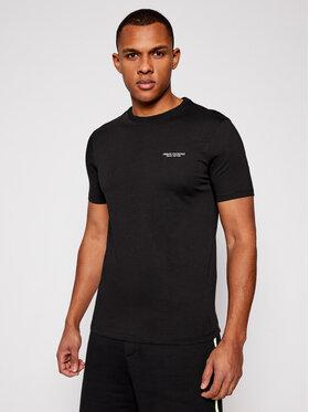 Armani Exchange Armani Exchange T-shirt 8NZT91 Z8H4Z 1200 Crna Regular Fit
