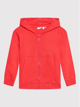NAME IT NAME IT Bluza 13197666 Czerwony Regular Fit