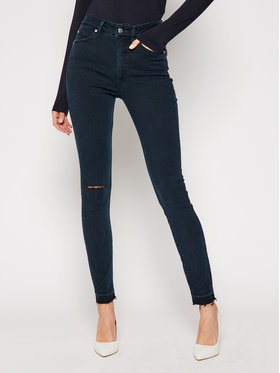 Calvin Klein Calvin Klein Jeansy Skinny Fit K20K202478 Granatowy Skinny Fit
