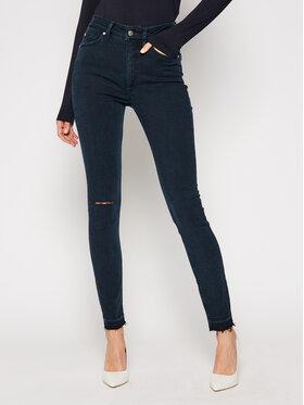 Calvin Klein Calvin Klein jeansy_skinny_fit K20K202478 Tamsiai mėlyna Skinny Fit
