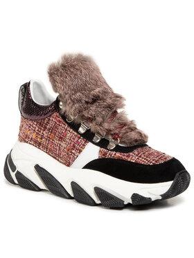 Pollini Pollini Sneakersy SA15156G0BXS255A Kolorowy